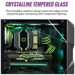 Cooler Master kit tastiera e mouse Gaming Storm Devastator  II led blue